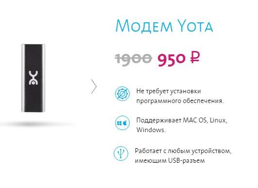 Как узнать номер yota модема для оплаты
