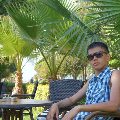 Сержан Рамбердиев, 14 августа , Белгород, id61968695