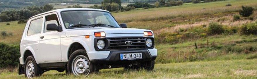 Новая Lada 4×4 будет «брутальным автомобилем для настоящих мужчин»