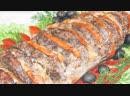 Свинина, запеченная в духовке с помидорами и сыром «Гармошка», рецепт мяса в фольге