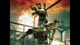 Прохождение Resident Evil 5 ко-оп без комментариев часть 1