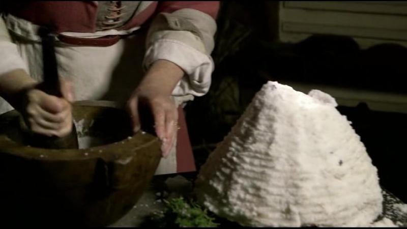 Засолка мяса в эпоху Тюдоров