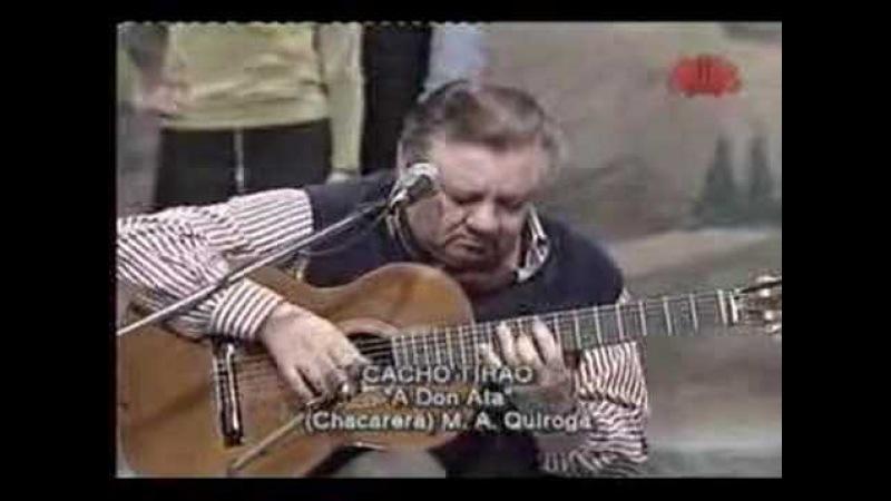 Cacho Tirao - A Don Ata