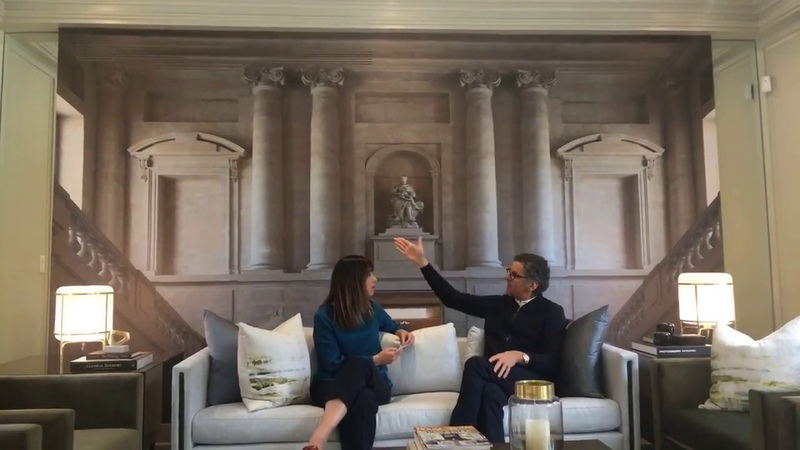 Designer Brian Gluckstein's Decorating Tips From The 2018 Princess Margaret Showhome || House Home
