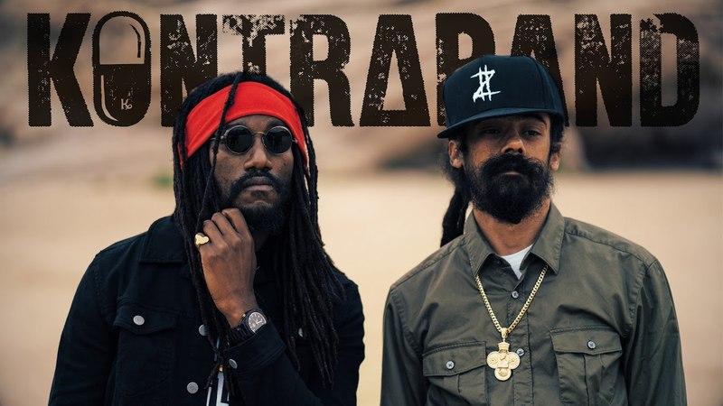 Kabaka Pyramid Feat. Damian Jr. Gong Marley - Kontraband [Official Audio]