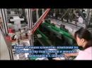 Видео от наших клиентов из Китая. Упаковочный станок для подгузников и женских прокладок.
