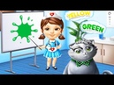 Fun Take Care Little Kitten Game - Sweet Baby Girl Cat Shelter Pet Care Games for Kids and Toddlers