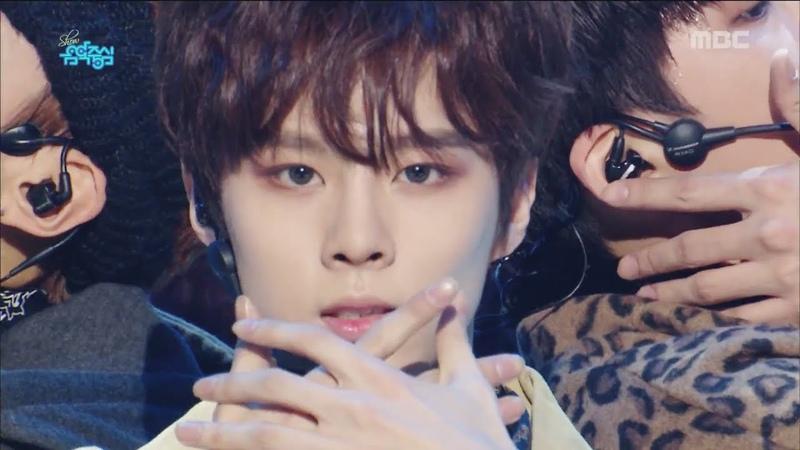업텐션 ( UP10TION ) - Blue Rose @ 쇼!음악중심 (Show! Music Core) 181208