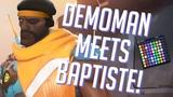DEMOMAN MEETS BAPTISTE!?! Soundboard Pranks in Overwatch! *Hilarious Reactions*