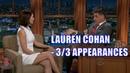 Lauren Cohan Tells A Irish Joke 3 3 Appearance In Chron Order HD