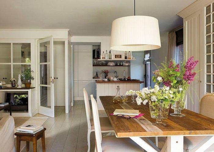 Барселонская квартира в 90 м²