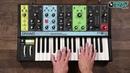 Moog Grandmother Semi-Modular Keyboard Synth