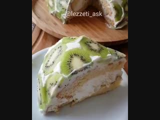 Торты-торт с киви