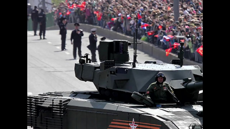 Танк Т-14 Армата (1)