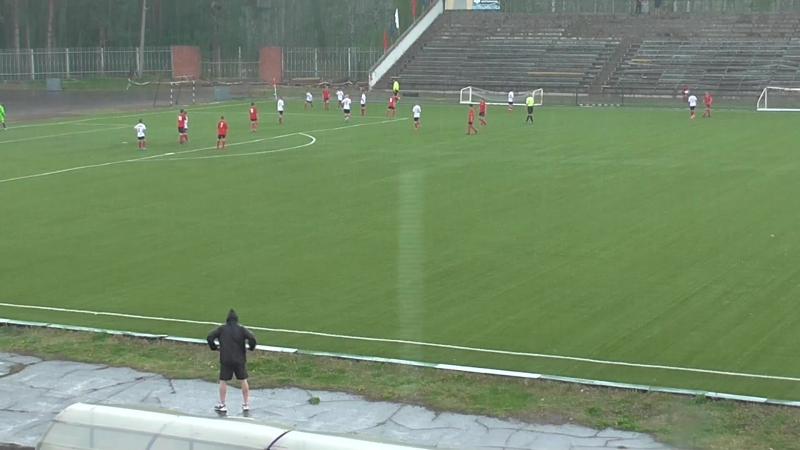 Первый гол в ворота АМКАР 2