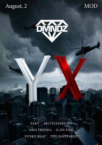 YUZHINX x DMNDZ(#AVG) / MOD / AUGUST 2