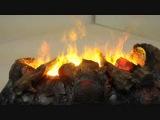Электрические камины GLAMM FIRE. Модель Kit Glamm H3D. Начало работы.