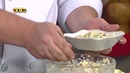 Салат «Премиум» с копченой колбасой, маринованными огурцами, сыром, с горчичной заправкой- Дело вкуса