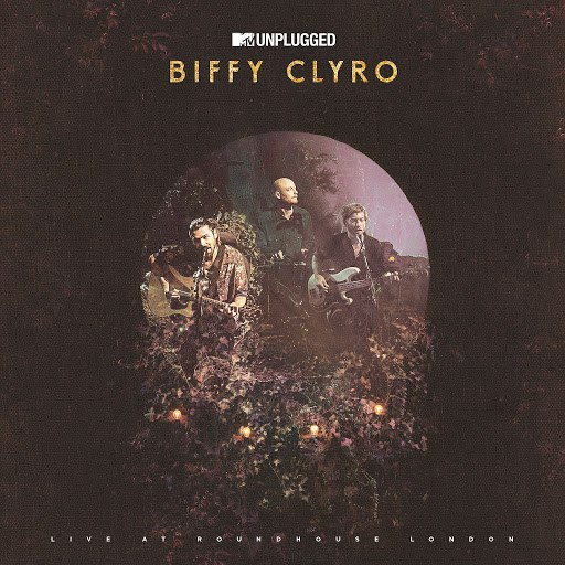 Biffy Clyro альбом MTV Unplugged (Live At Roundhouse, London)