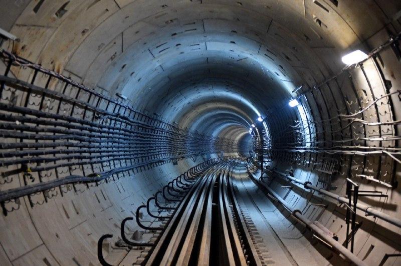 Поезда от «Хорошевской» до «Нижних Мневников» запустят через два года
