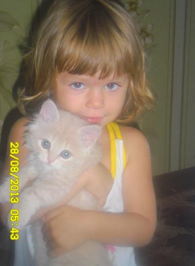 Ксюха Романенко, 2 июля 1993, Красноармейск, id93850205