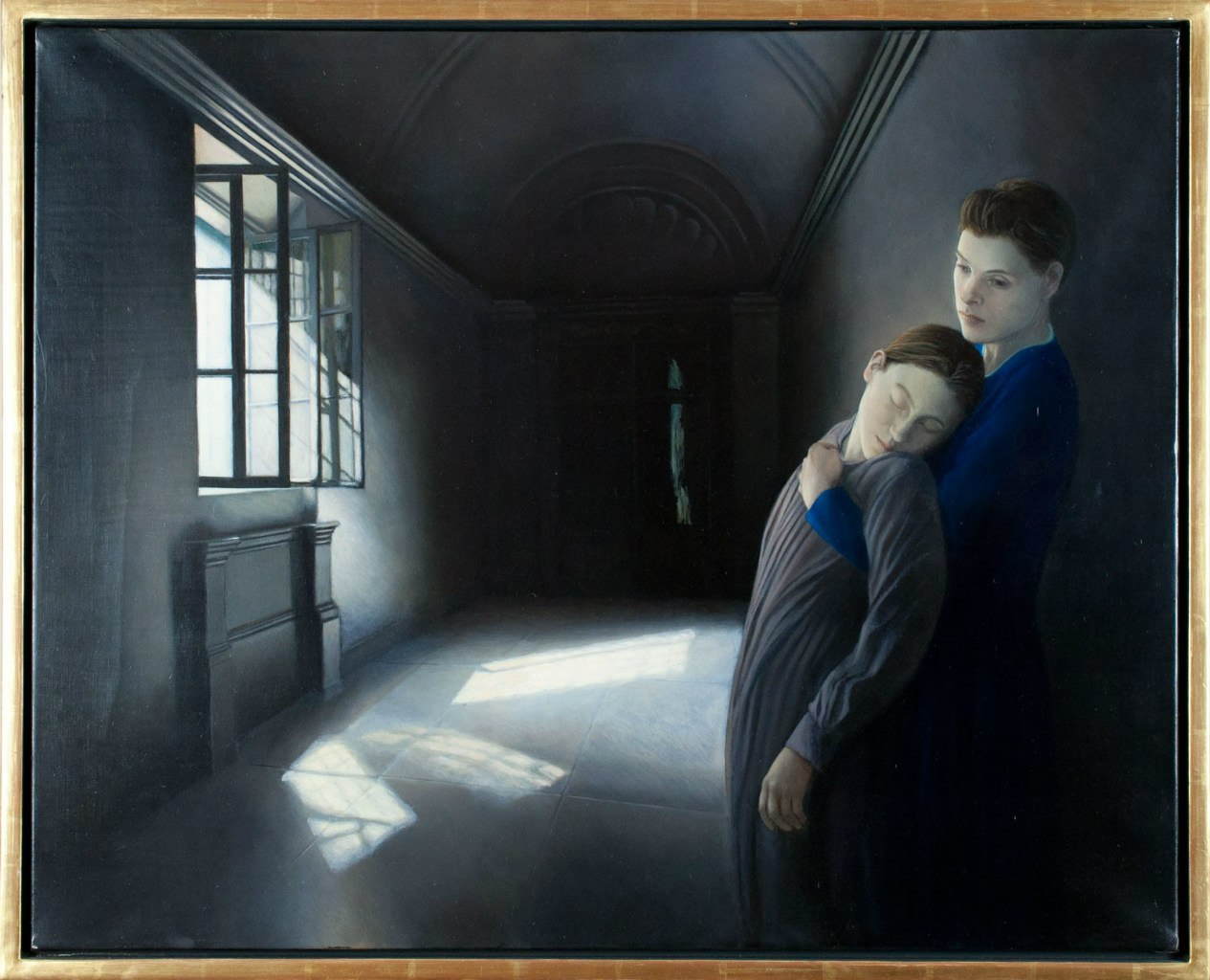 Художница Geneviève Dael