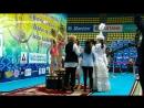 Церемония награждения финалов сеньоров и юниоров 2003-2005 г.р. «ZHULDYZ-CUP» - 29-31.05.2018, Astana, Kazakhstan
