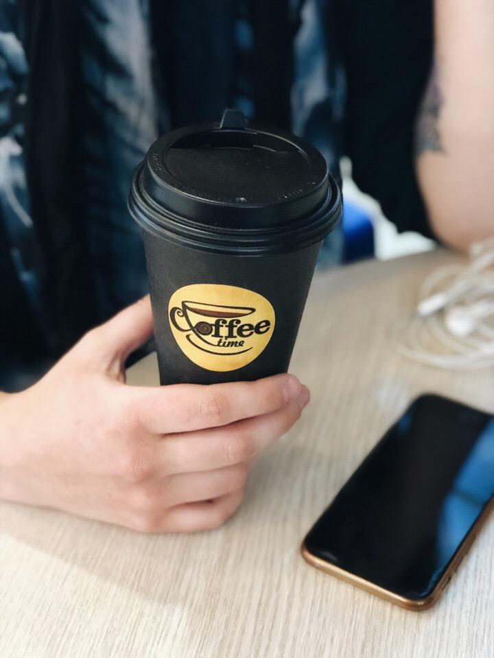 Кофейня «Coffee Time» - Вконтакте
