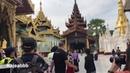 คริส สิงโต Krist Singto Schwedagon Pagoda 181201