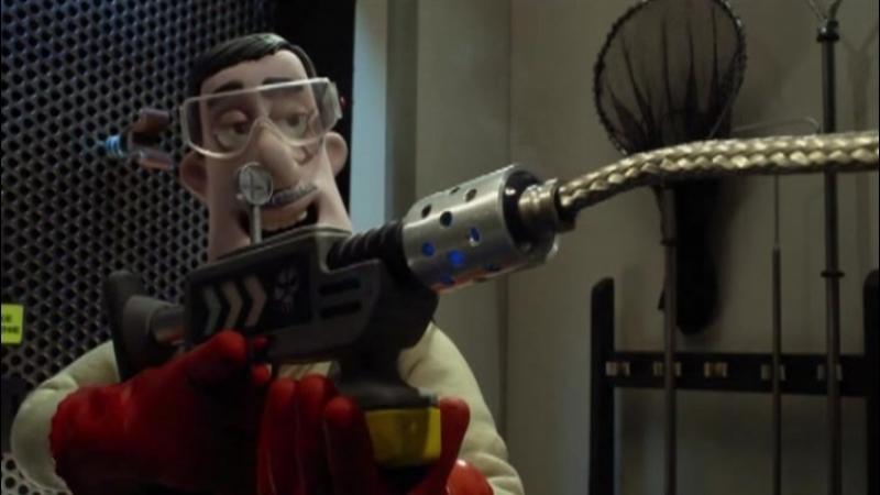 Супер оружие Отрывок из мультфильма Барашек Шон