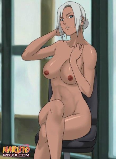 картинки из наруто голых девушек