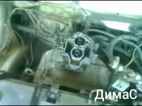 Доказательство работы ГБО без Карбюбратора. Дмитрий Степной