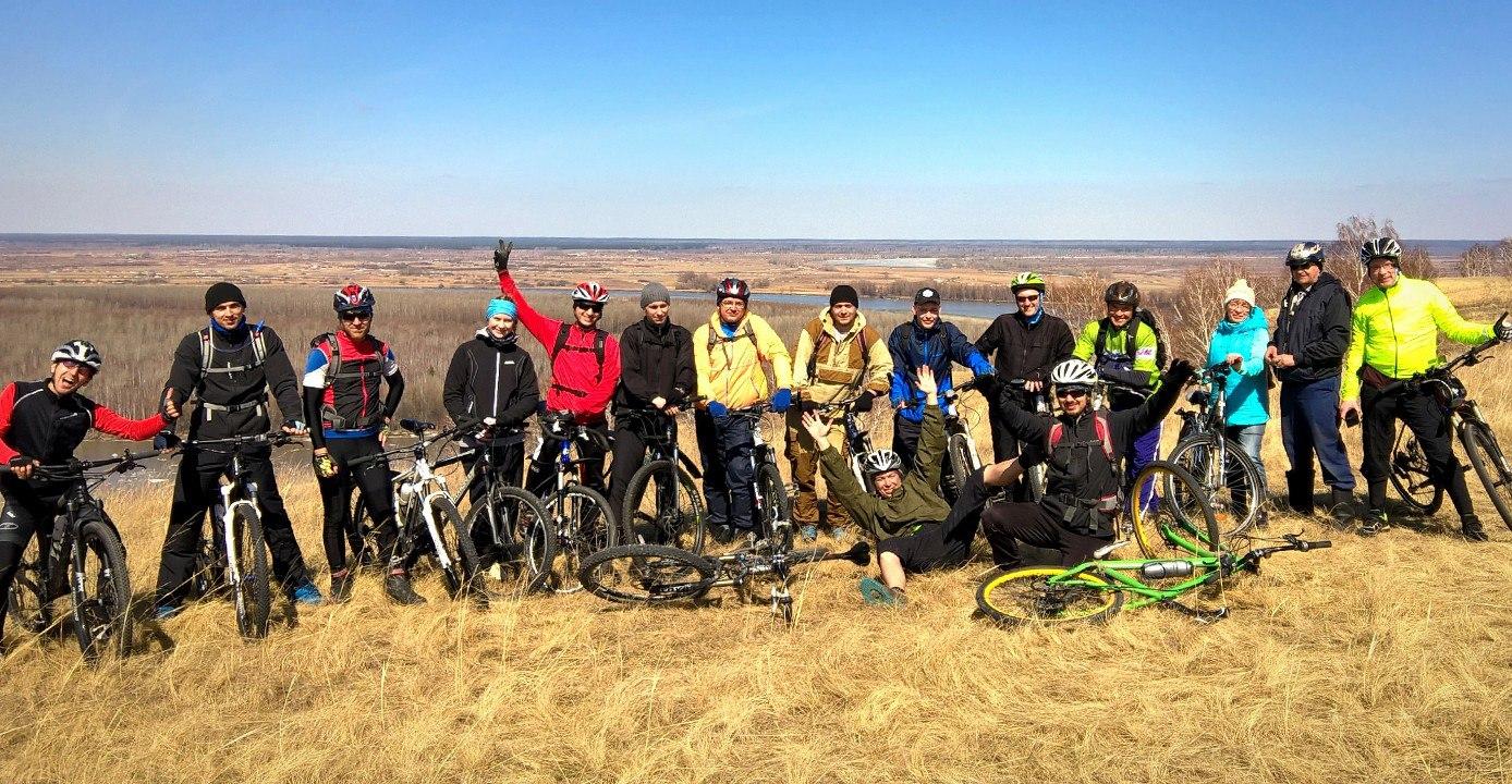 Прокат велосипедов Барнаул