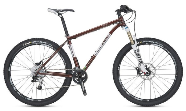 norco fluid 7.3 black