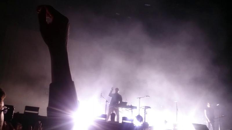 Nine Inch Nails The Great Destroyer @Aerodrome Festival 30 06 18
