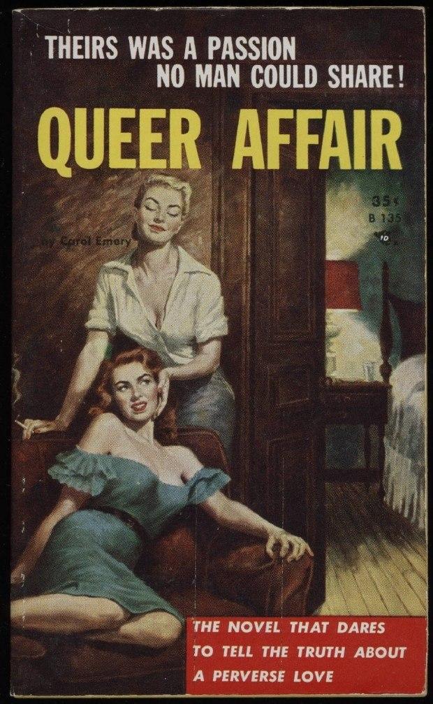 Книга Queer Affair (Classic Lesbian Pulp Series) на ReadRate.com. книга Que