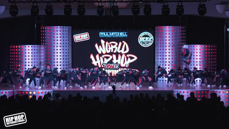 Kindred Philippines Bronze Medalist MegaCrew Division at HHI World Prelims 2018