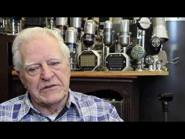 Tube Tests Show Ep.23 Bob Paquette and The Mic Museum