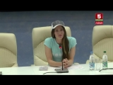 Дарья Домрачева объявила о завершении своей спортивной карьеры. Запись прямой трансляции