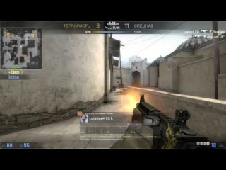 Lunatics# @S (; ace only headshot m4a4