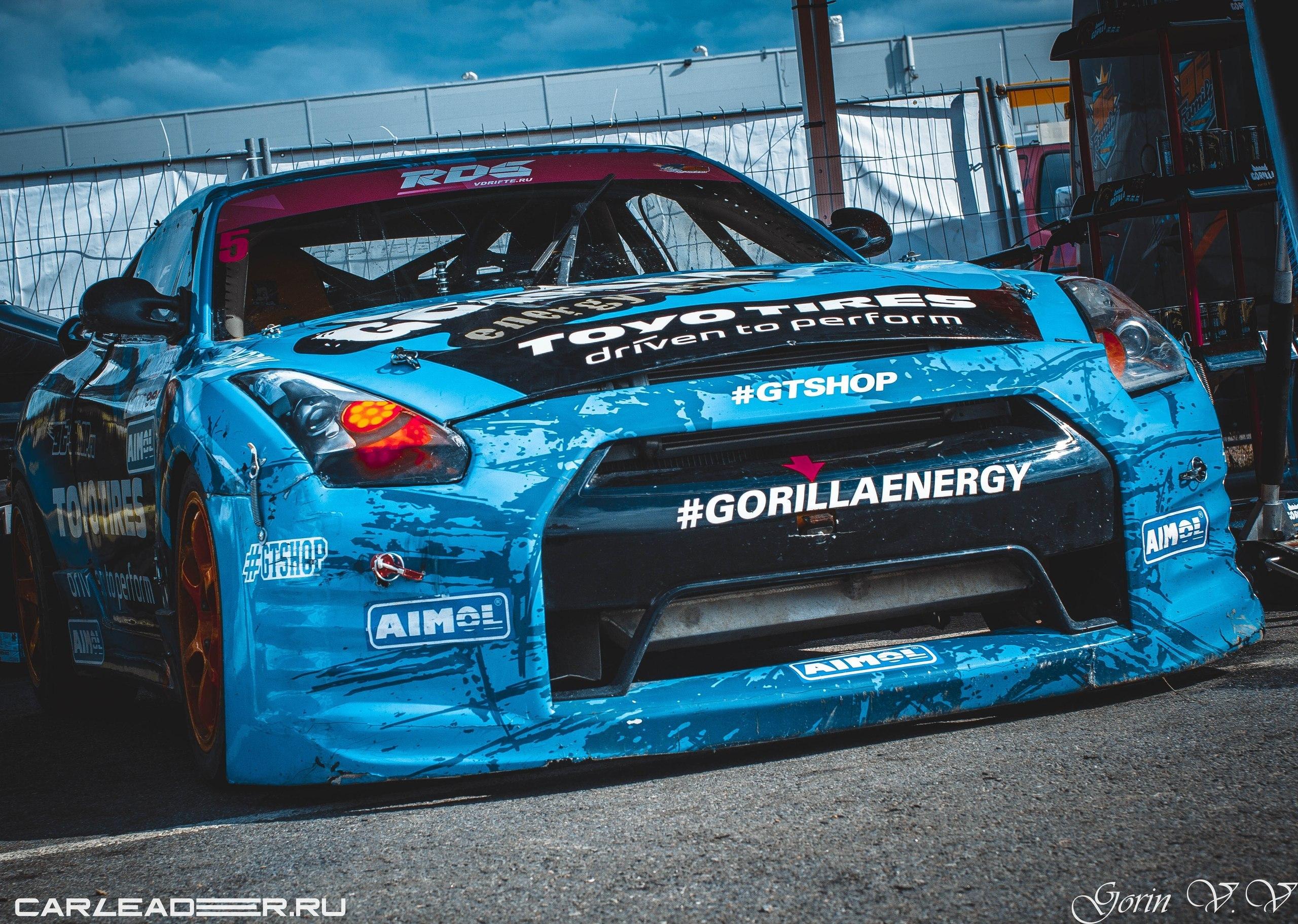 Nissan Silvia aka GT-R R35