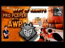 CS:GO Best of Kennys Pro player with AWP | Fragmovie