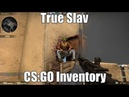 Two of True slav Skins in CS:GO