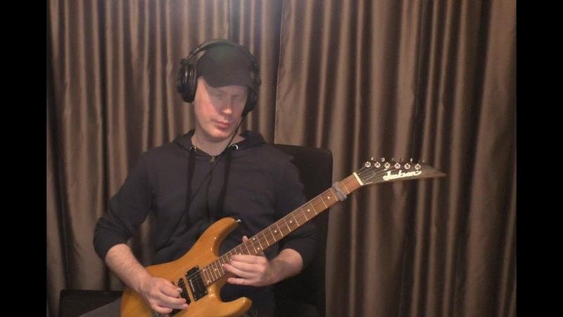 Alexey Nikolaev - Запись 3-го альбома. Импровизация при записи на гитаре Genre Jazz, Blues, Fusion