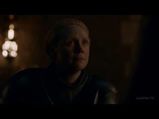 game of thrones |8х02| рыцарь семи королевств
