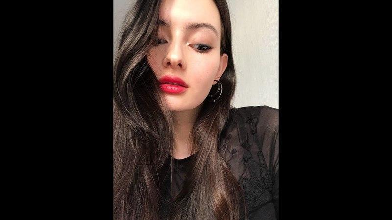Как сделать матовые смоки 2 варианта макияжа губ ♥