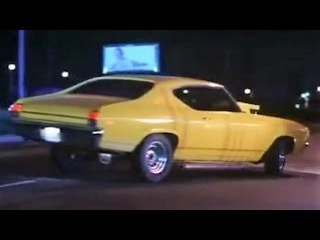 '69 Chevelle/'57 Chevy Two-Ten in Tales from the Crypt