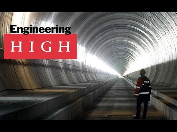 Future Megaprojects - Bering Strait Tunnel (Extreme Engineering | Megastructures) Documentary