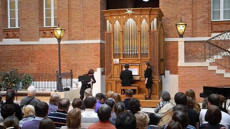 Vivaldi - Oboe Concerto in A minor, RV 461 part 3 Вивальди - Концерт для гобоя ля минор, 3 часть