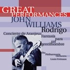 John Williams альбом John Williams Plays Rodrigo